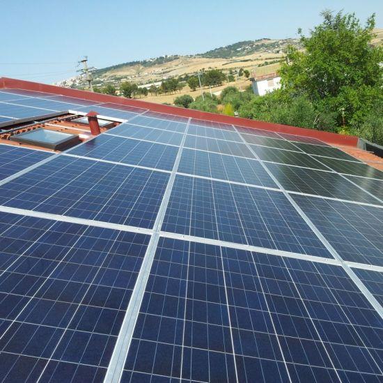 impianti fotovoltaici – Matera
