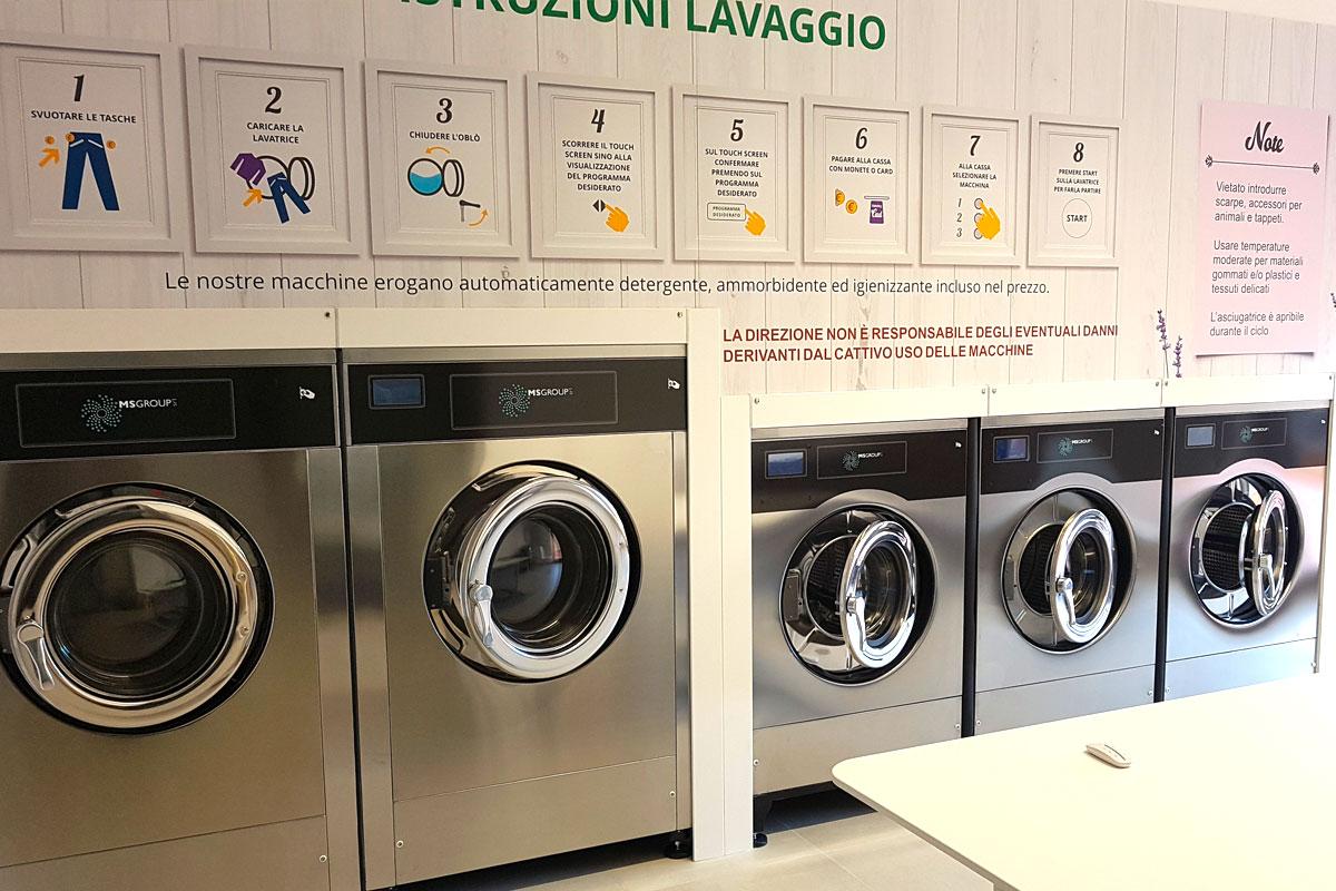 lavanderia-self-service-lomurno-impianti-elettrici-video-sorveglianza-matera-basilicata